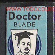 Antigüedades: HOJA DE AFEITAR DOCTOR. Lote 1937747