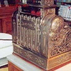 Antigüedades: MAQUINA REGISTRADORA NATIONAL HASTA 99,99 ESPAÑA, ADMITO OFERTAS COHERENTES. Lote 26609588