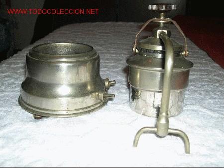 Antigüedades: CAFETERA ELECTRICA 125 V. - Foto 2 - 23305190