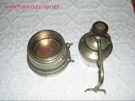 Antigüedades: CAFETERA ELECTRICA 125 V. - Foto 3 - 23305190