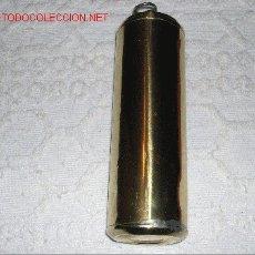 Antigüedades: CALIENTA CAMAS REDONDO. Lote 23807325