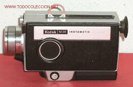 Antigüedades: KODAK M28 DE SUPER 8MM - Foto 3 - 12302189