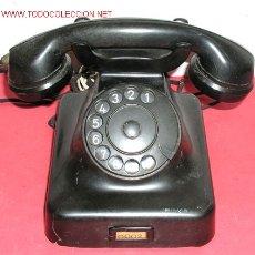 Teléfonos: TELEFONO DE SOBREMESA SIEMENS. Lote 12313815