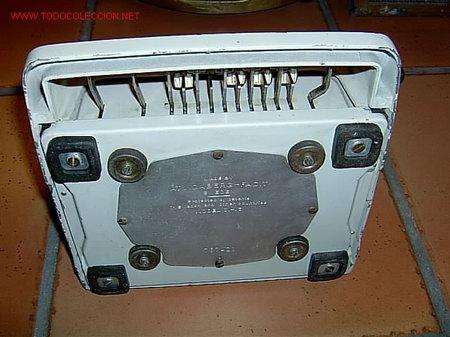 Antigüedades: SUMADORA SUECA MARCA ACTVIDABERG FACIT model CI - 13- - Foto 2 - 7798582