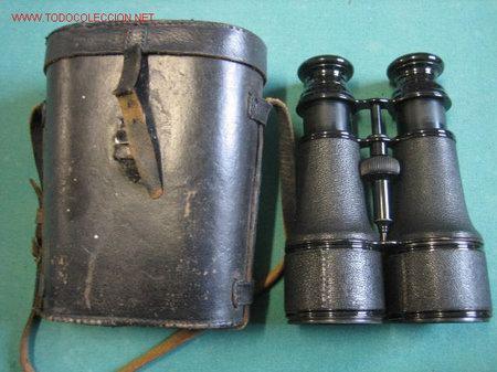 PRISMÁTICOS ANTIGUOS, BUENA VISIÓN (Antigüedades - Técnicas - Instrumentos Ópticos - Prismáticos Antiguos)