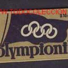 Antigüedades: HOJA DE AFEITAR OLYMPIONIK. Lote 2569739
