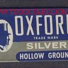 Antigüedades: HOJA DE AFEITAR OXFORD. Lote 2993614