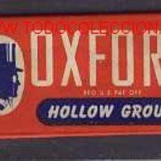 Antigüedades: HOJA DE AFEITAR OXFORD. Lote 2993763