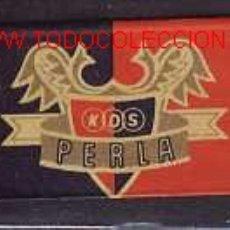 Antigüedades: HOJA DE AFEITAR PERLA. Lote 2993612