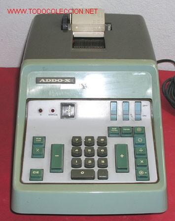 Antigüedades: CALCULADORA ADOX ELECTRONIC - Foto 3 - 7005317