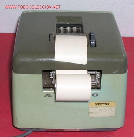 Antigüedades: CALCULADORA ADOX ELECTRONIC - Foto 4 - 7005317