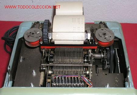 Antigüedades: CALCULADORA ADOX ELECTRONIC - Foto 5 - 7005317