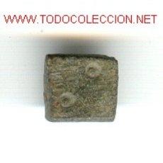 Antigüedades: PESA PONDERAL PESO DOS PUNTOS A CLASIFICAR. Lote 23809403