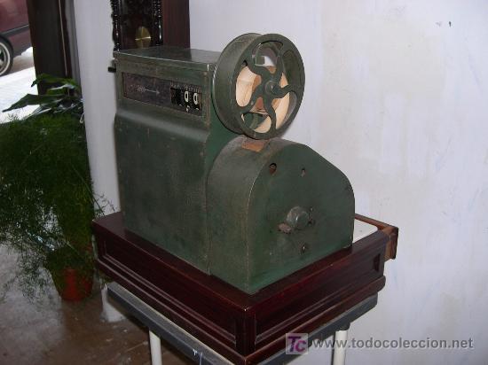 Antigüedades: CAJA REGISTRADORA - Foto 4 - 3031856