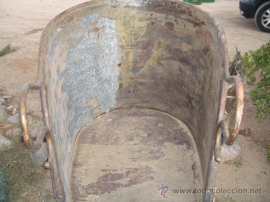 Antigüedades: IDEAL COMO RECLAMO O PARA JARDIN, CUADRIGA Y BIGA DE COMBATE PARA 2 O 4 CABALLO S, ESPECTACULAR - Foto 9 - 20117247