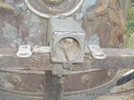 Antigüedades: IDEAL COMO RECLAMO O PARA JARDIN, CUADRIGA Y BIGA DE COMBATE PARA 2 O 4 CABALLO S, ESPECTACULAR - Foto 14 - 20117247