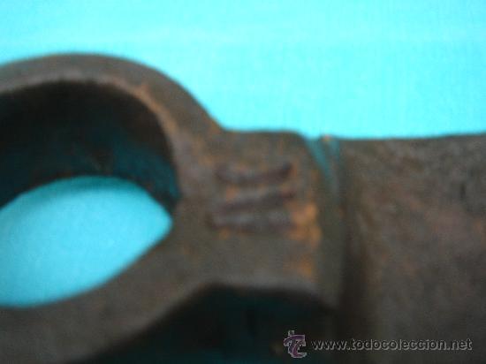 Antigüedades: MARCA DE HERRERO -AC- - Foto 3 - 27410407