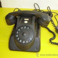 Teléfonos: TELEFONO DE BAQUELITA PHILISP. Lote 9850044