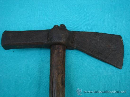 Antigüedades: VISTA DE LA PIEZA DE HIERRO - Foto 2 - 27321247