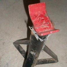 Antigüedades: GATO PARA VEHÍCULO, 33 CMS APROX.. Lote 9971263