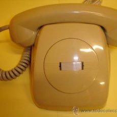 Teléfonos: ANTIGUO TELÉFONO DE SOBREMESA CITESA COLOR GRIS - AÑOS 70. Lote 26807100