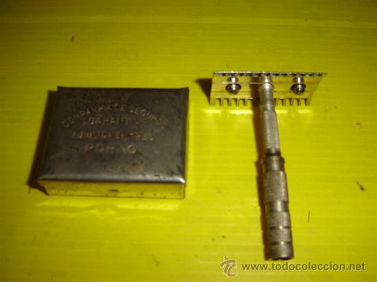 Antigüedades: maquinilla de afeitar - Foto 2 - 10126723