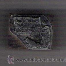 Antigüedades: TACO DE IMPRENTA *INDUSTRIA BARCELONESA*. Lote 15519762