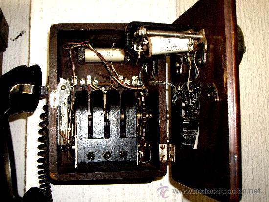 Teléfonos: telefono muy antiguo - Foto 6 - 26300148