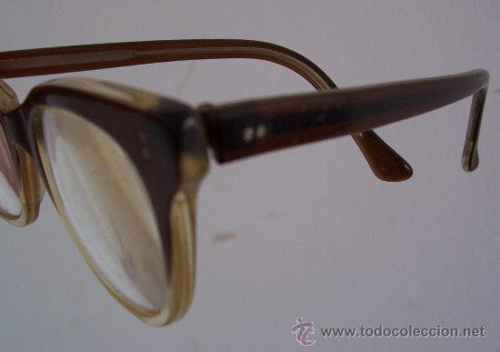 Antigüedades: antiguas gafas marca ´ metzler ´ en su estuche - Foto 2 - 16936676