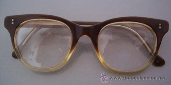 Antigüedades: antiguas gafas marca ´ metzler ´ en su estuche - Foto 4 - 16936676