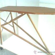 Antigüedades: ANTIGUA TABLA DE MADERA DE PLANCHAR DE U.S.A.. Lote 41256825