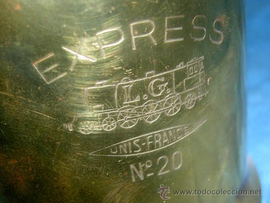 Antigüedades: SOLDADOR FRANCES EXPRESS (10) - Foto 3 - 27079457