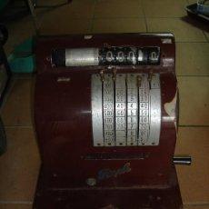 Antigüedades: CAJA REGISTRADORA ROCK. Lote 27227837