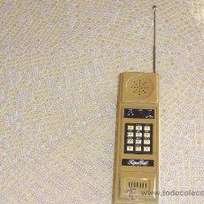 Teléfonos: TELEFONO INHALAMBRICO ANTIGUO AÑOS 70 , NO SE SI FUNCIONA ?????. Lote 27536643