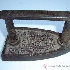Antigüedades: PLANCHA Nº 3 GENDARME. Lote 10911819