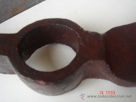 Antigüedades: VISTA DEL TRABAJO DE FORJA - Foto 2 - 26675288