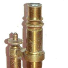 Antigüedades: MICROSCOPIO NACHET&FILS C1880/1900. Lote 15461907