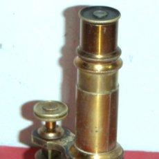 Antigüedades: MICROSCOPIO C1880/1900. Lote 17295836