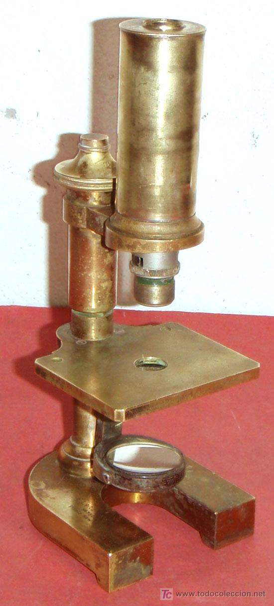 MICROSCOPIO LEITZ C1880/1900 (Antigüedades - Técnicas - Instrumentos Ópticos - Microscopios Antiguos)