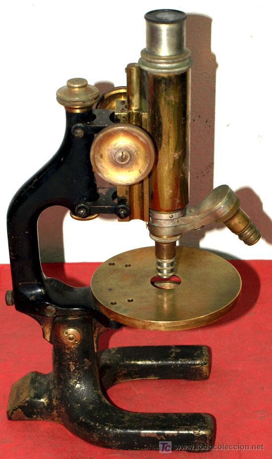 Antigüedades: MICROSCOPIO REICHERT C1900 - Foto 3 - 15461910