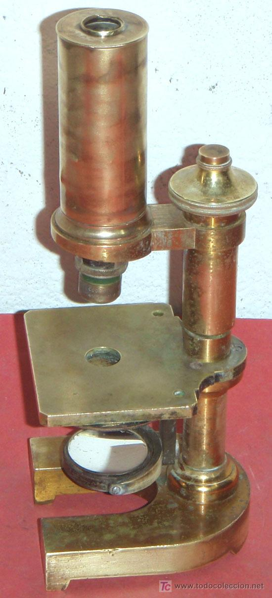 Antigüedades: MICROSCOPIO LEITZ C1880/1900 - Foto 2 - 17295837