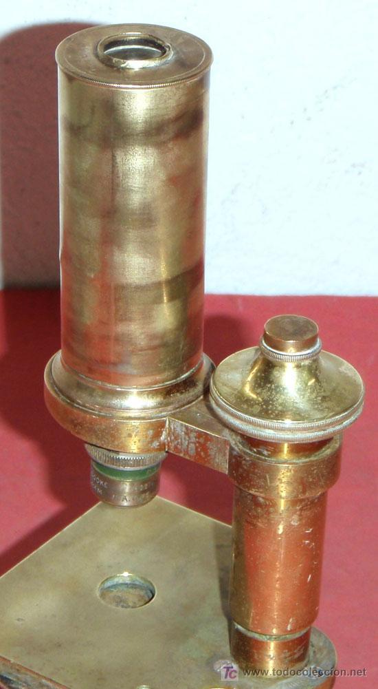 Antigüedades: MICROSCOPIO LEITZ C1880/1900 - Foto 6 - 17295837