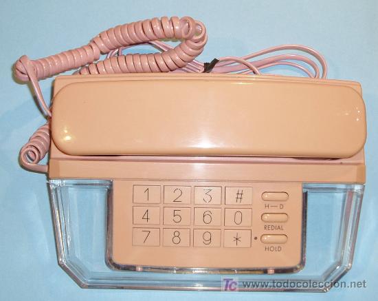 TELEFONO TRANBON - ROMEO MOD. TE-102 . TAIWAN. MANOS LIBRES (Antigüedades - Técnicas - Teléfonos Antiguos)