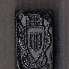 Antigüedades: BARCELONA *HOTEL TABER* - SELLO/ESCUDO DE IMPRESION -. Lote 11341550