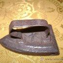Antigüedades: PLANCHITA DE HIERRO. Lote 16480303