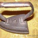 Antigüedades: PLANCHITA DE HIERRO Nº3. Lote 16480307