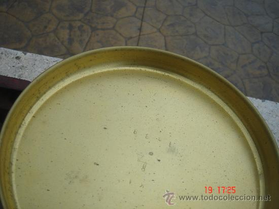 Antigüedades: VISTA DE UNO DE LOS PLATOS - Foto 7 - 27505335