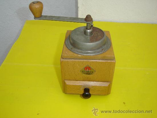 MOLINILLO DE CAFE DIENES MOKKA (Antigüedades - Técnicas - Molinillos de Café Antiguos)