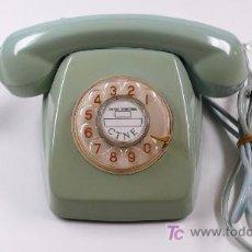 Teléfonos: TELÉFONO 1970'S. , CON LA CLAVIJA ACTUAL Y EN FUNCIONAMIENTO. Lote 27037535