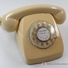 Teléfonos: TELÉFONO 1970'S. , CON LA CLAVIJA ACTUAL Y EN FUNCIONAMIENTO. Lote 27037538